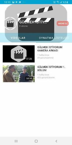 GÜLMEK İSTİYORUM screenshot 2
