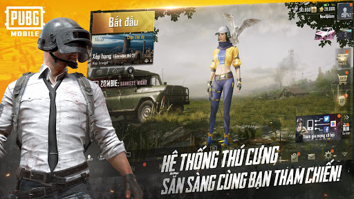 Download PUBG MOBILE VN For PC 1