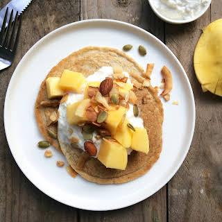 Healthy Protein Pancakes.