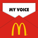 McDonald's My Voice icon