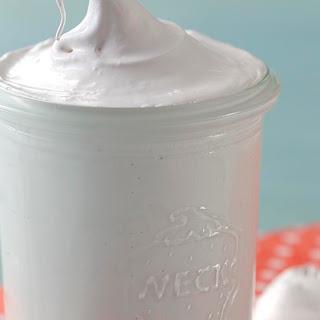 Homemade Marshmallow Spread