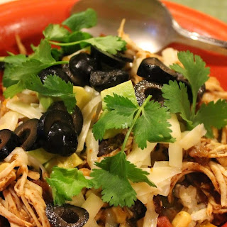 Slow Cooker Southwest Chicken Bowl