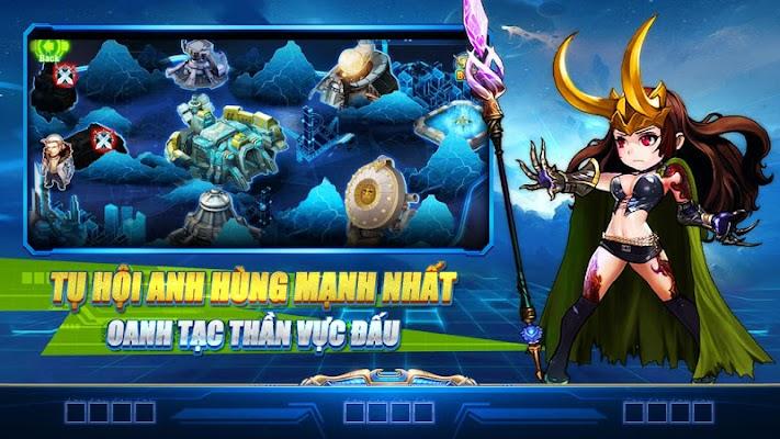 Siêu cấp Anh Hùng - screenshot