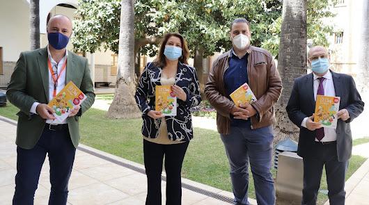 Agricultura anima a los escolares de Andalucía a consumir productos agroalimenta