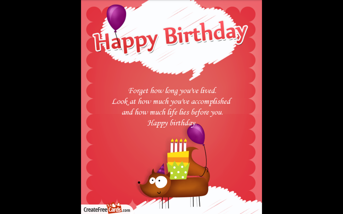 Create birthday card Wishes Android Apps on Google Play – The Who Birthday Card