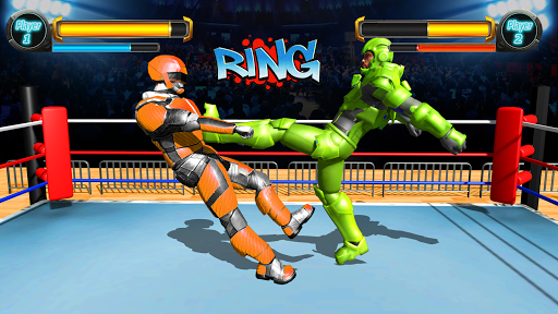Real Robot Ring Fighting  2020  screenshots 10