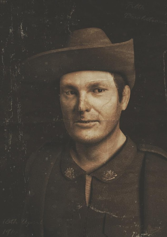ANZAC Tom AR- screenshot