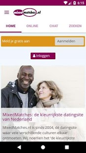 MixedMatches.nl- screenshot thumbnail