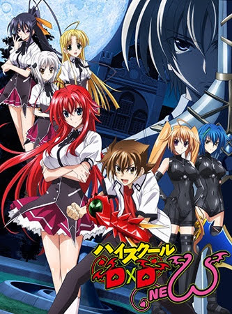 High School DxD New (High School DxD Second Season) thumbnail