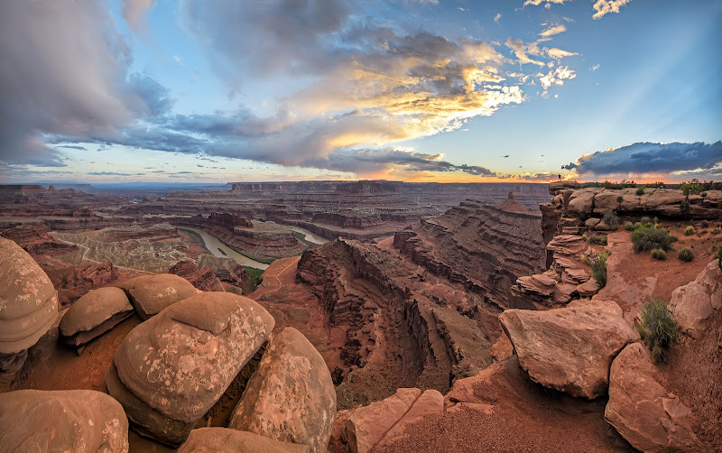 Dead Horse point view di Patrix