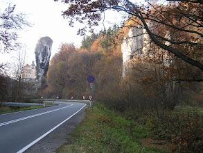 Photo: BB040392 Ojcow - kolory jesieni