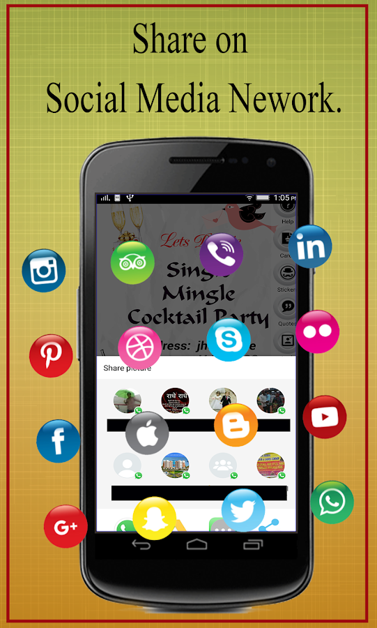 Party Invitation Card Maker Android Apps on Google Play – Invite Card Maker