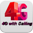 Only 4G with calling