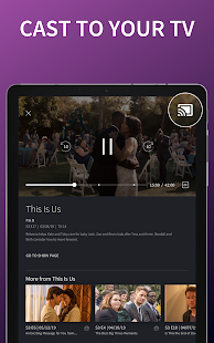 The NBC App - Stream Live TV and Episodes for Free Screenshot