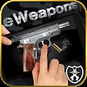 eWeapons™ Simulador de Pistola icon