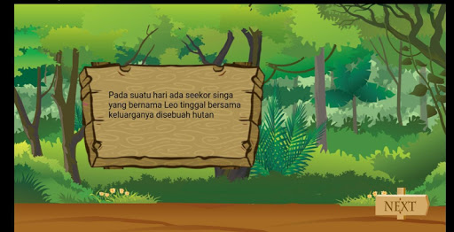 REVENGE OF THE LION screenshot 2