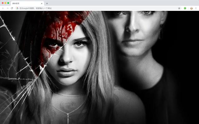 Julianne Moore Pop Star New Tab HD Theme
