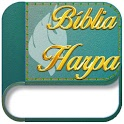 Holy Bible and Christian Harp icon