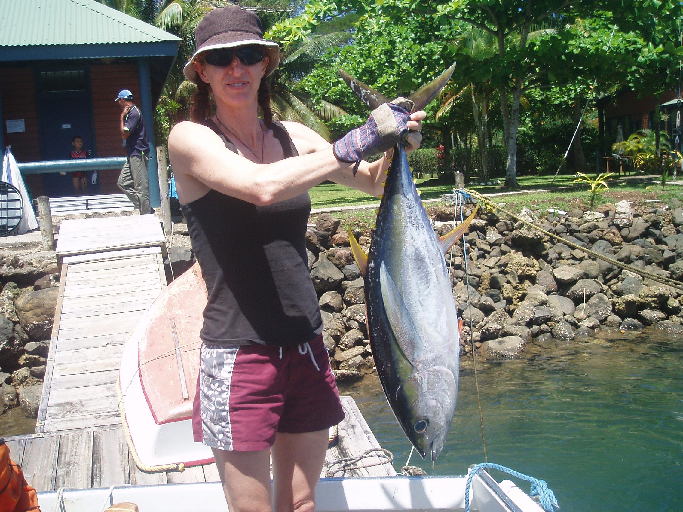 Photo: Yellowfin September 2009