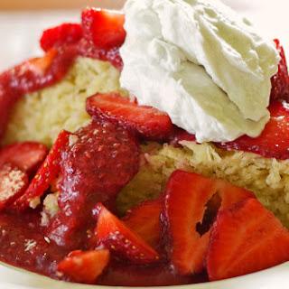 Strawberry Shortcake Gluten Free Recipe
