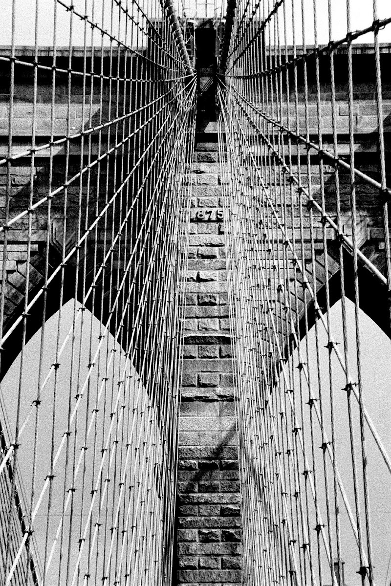 Brooklyn bridge di pinello