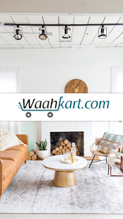 Waahkart - Decorative Item E-commerce App- screenshot thumbnail