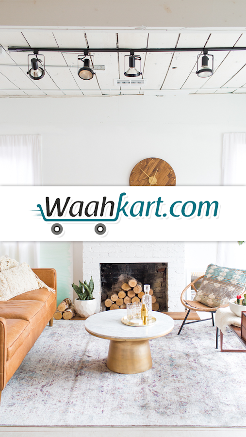 Waahkart - Decorative Item E-commerce App- screenshot