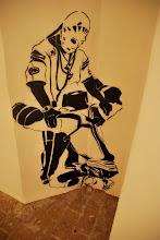 Photo: Deschler Galerie: Stencil