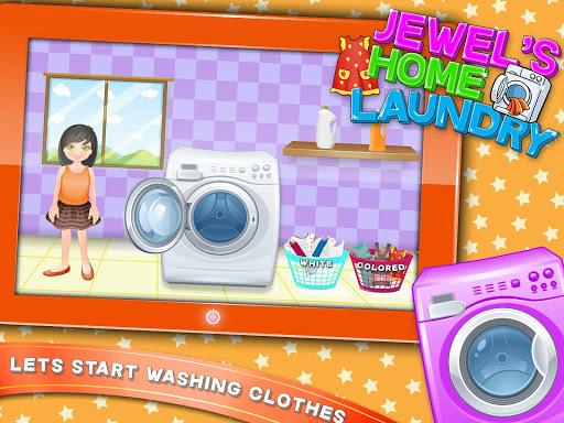 玩免費休閒APP 下載宝石之家洗衣房 app不用錢 硬是要APP