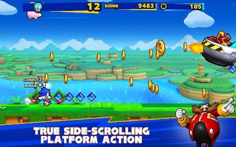 Sonic Runners v2.0.1 (Mod Money)