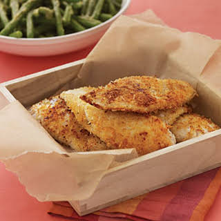 Panko Pan-Fried Fish Strips.