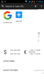 4G Browser App Download For Android and iPhone 3