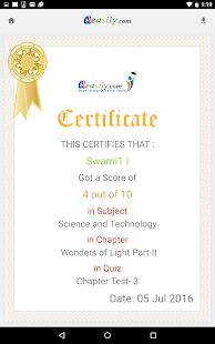 Qeasily- NCERT CBSE & SSC Best SmartLearning App- screenshot thumbnail