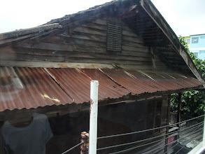 Photo: Vue fenêtres - Guest House Phranakorn Nornlen - Chambre 1 - Bangkok