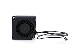 Raise3D E2 Series Left Extruder Model Cooling Fan