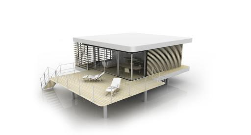 Module 50m2 avec terrasse basse