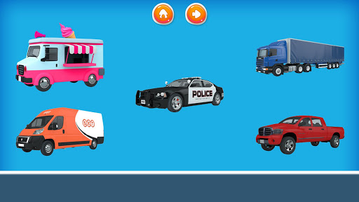 Vehicle Puzzles for Toddlers cheat screenshots 1