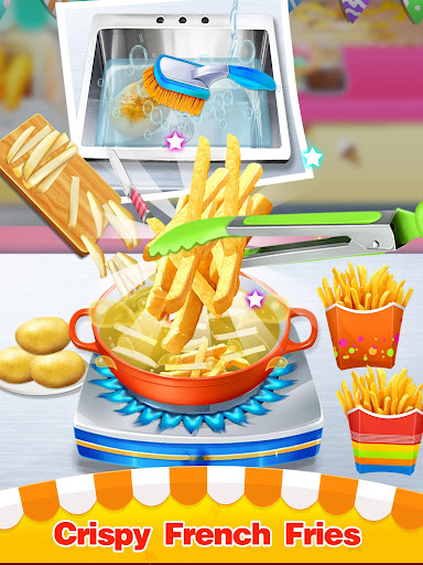 Carnival Street Food Chef 1.4 screenshots 1