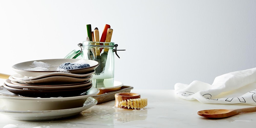 How to clean and organize your kitchen—and keep it that way