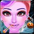 Halloween Scary Makeup Salon
