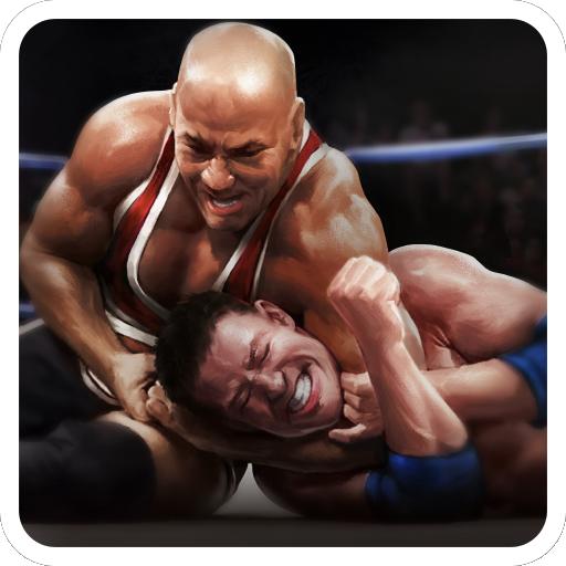 真實摔跤 - Real Wrestling 3D 體育競技 App LOGO-硬是要APP