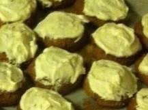 Carrot Cake Mix Cookies