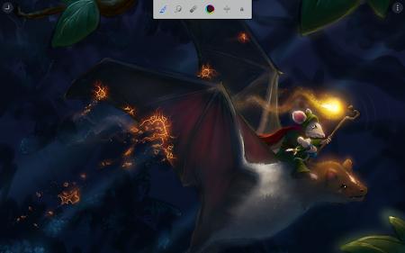 Painter Mobile 2.1.3 screenshot 642088