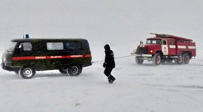 8OWVjpgsvK0fusEJhocVFFZn4UZU5Nv-pP02HI28ysO3AIIjKhHYezlOHkSGO1S8ZqzCI2xG15BFhXw=w1440-h810-no Жуткая ночь: 100 автомобилей застряли на одесской трассе в снежном плену