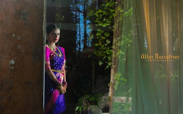 Wedding photographer Soundarya Murugaiyan (AltarNarratives). Photo of 09.12.2017