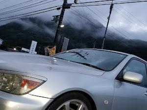 アルテッツァ SXE10 RS200  11年式 6MTのカスタム事例画像 さゆみんさんの2018年09月19日18:49の投稿