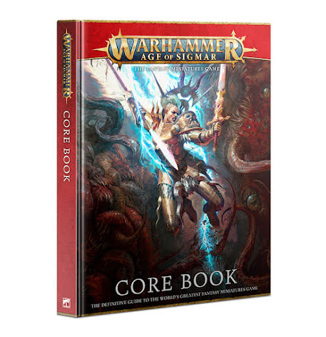 AGE OF SIGMAR: CORE BOOK (ENG 3rd ed)