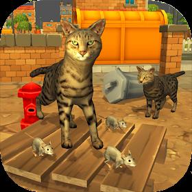 Catty Cat World