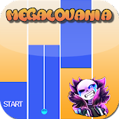 Megalovania Piano Tiles - Undertale ?? Icon