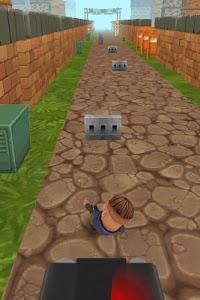 Mr Bully Run 3D screenshot 2